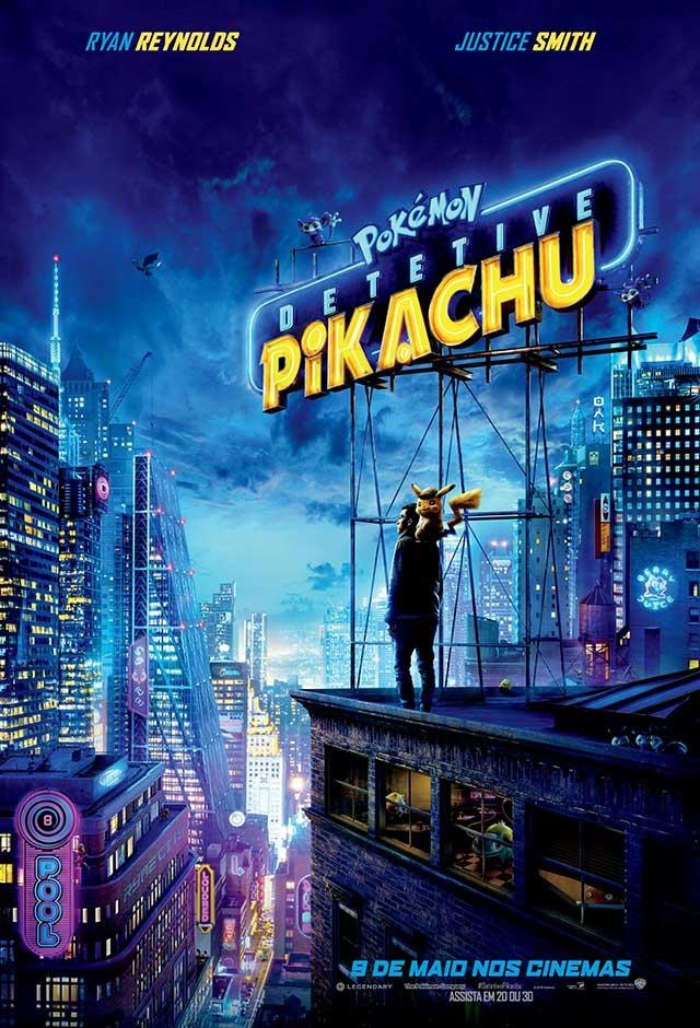 Filme: Pokémon Detetive Pikachu