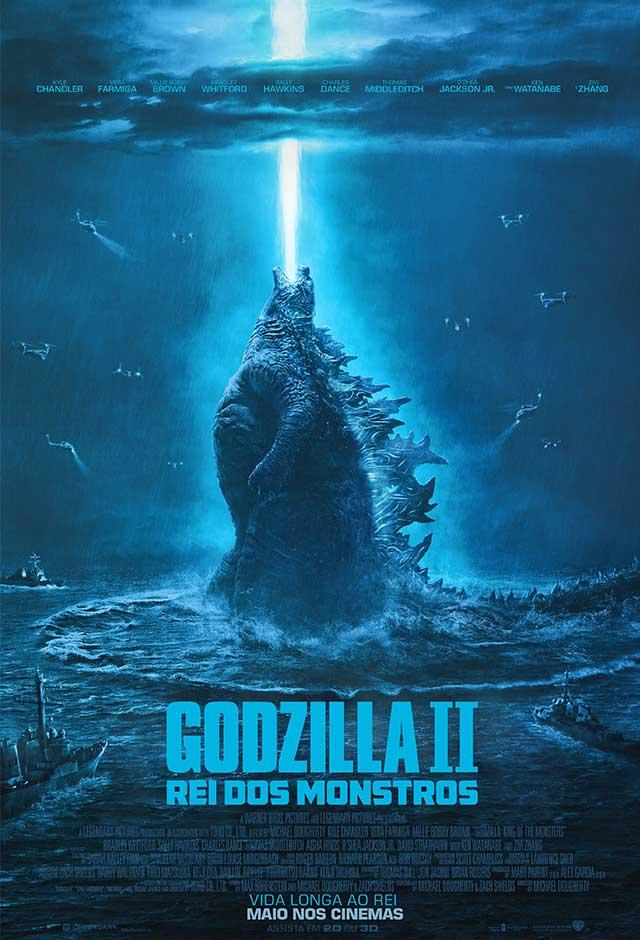 Filme: Godzilla II: Rei dos Monstros