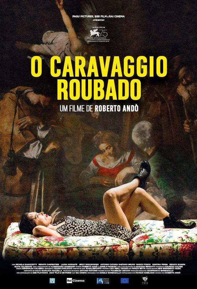 Filme: O Caravaggio Roubado