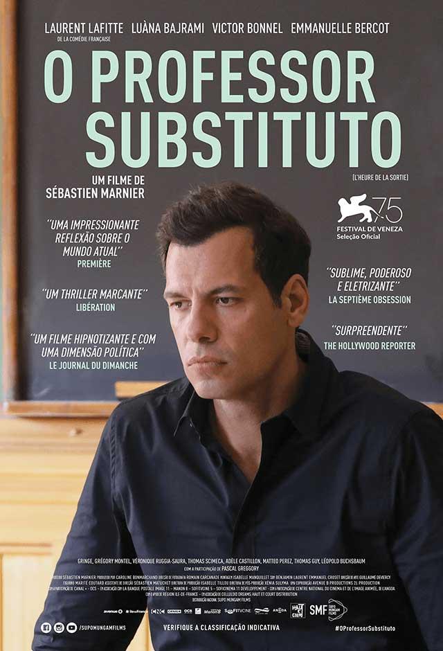 Filme: O Professor Substituto