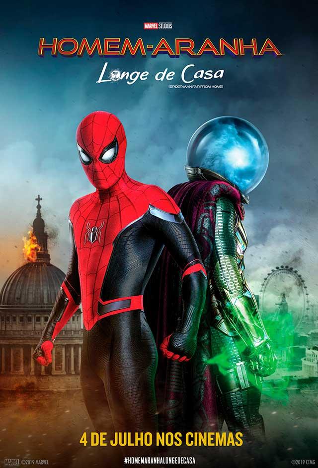 Filme: Homem-Aranha: Longe de Casa
