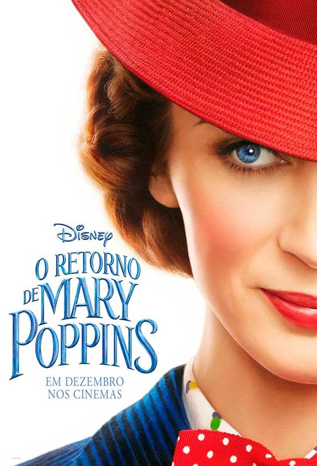 Filme: O Retorno de Mary Poppins