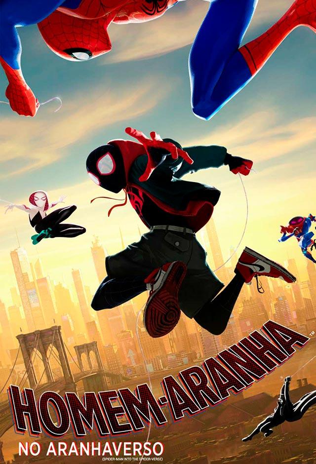 Filme: Homem-Aranha no Aranhaverso