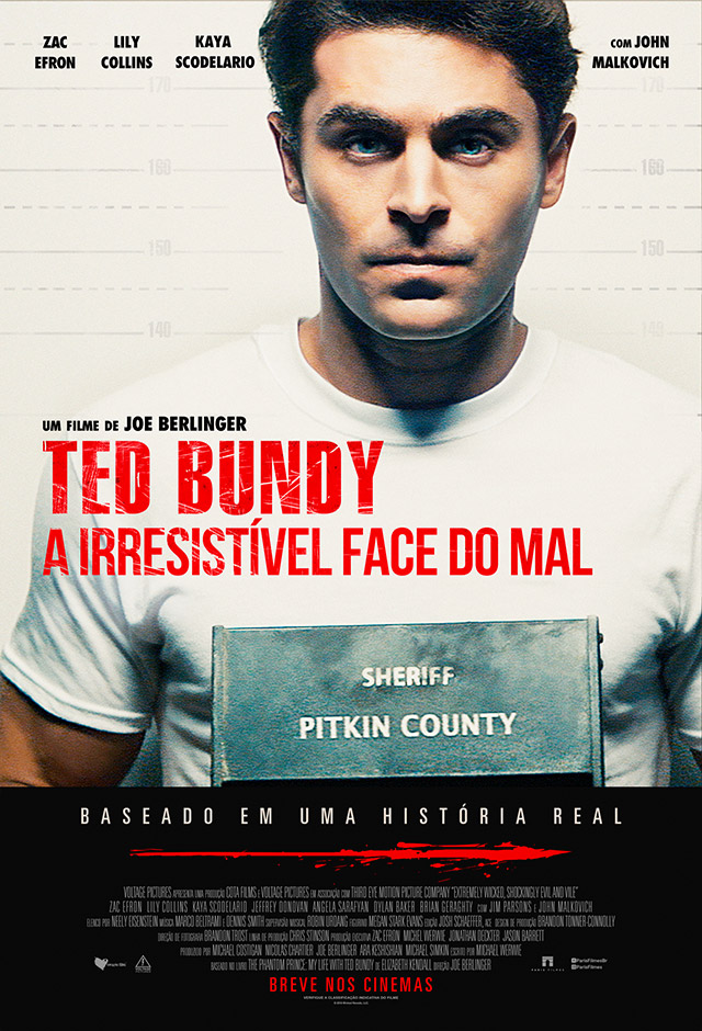 Filme: Ted Bundy - A Irresistível Face do Mal