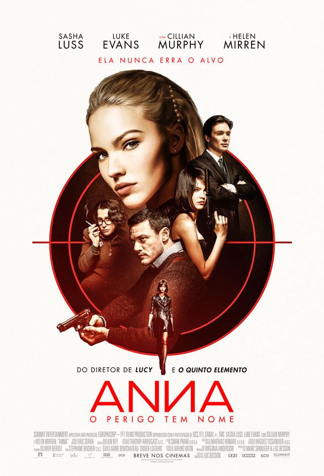 Filme: Anna - O Perigo Tem Nome