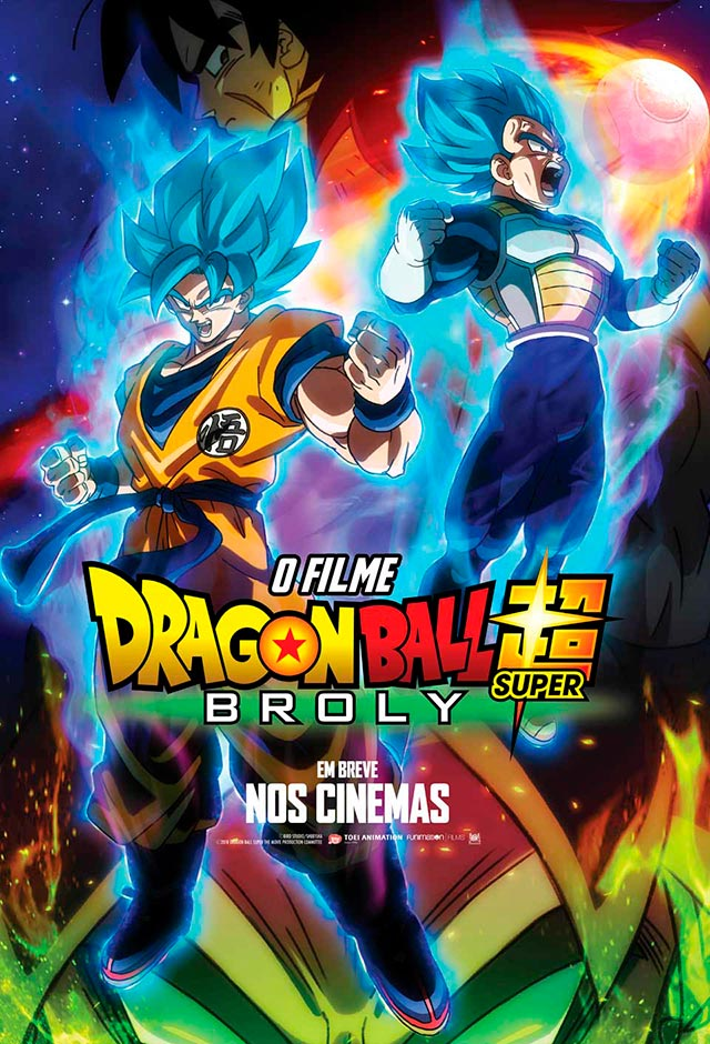Filme: Dragon Ball Super Broly - O Filme