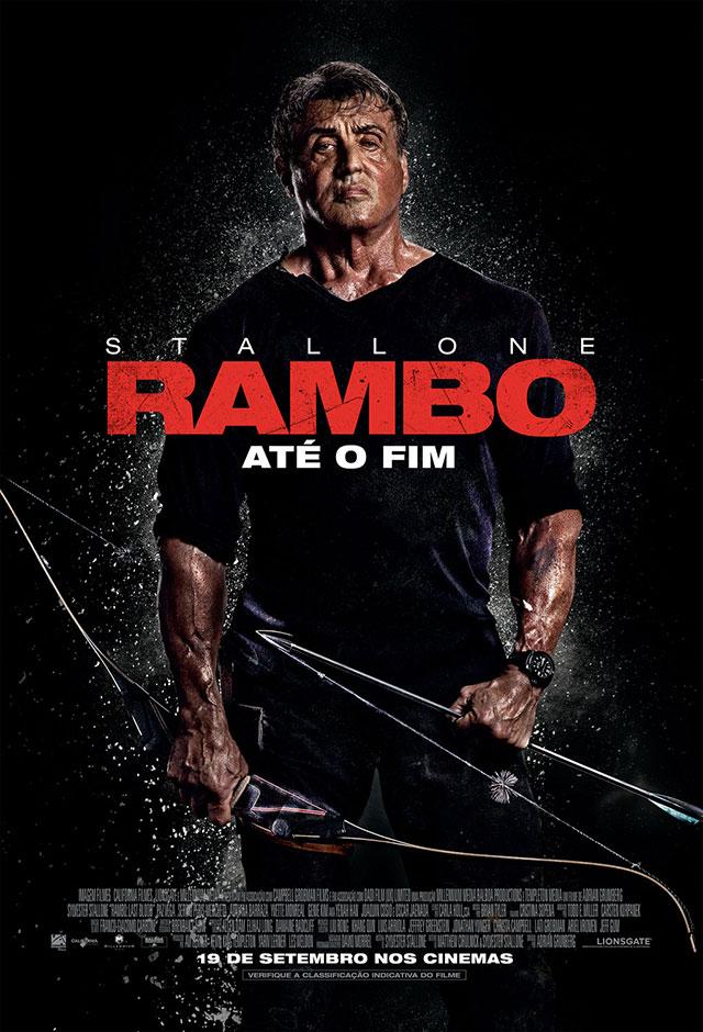 Filme: Rambo: Até o Fim