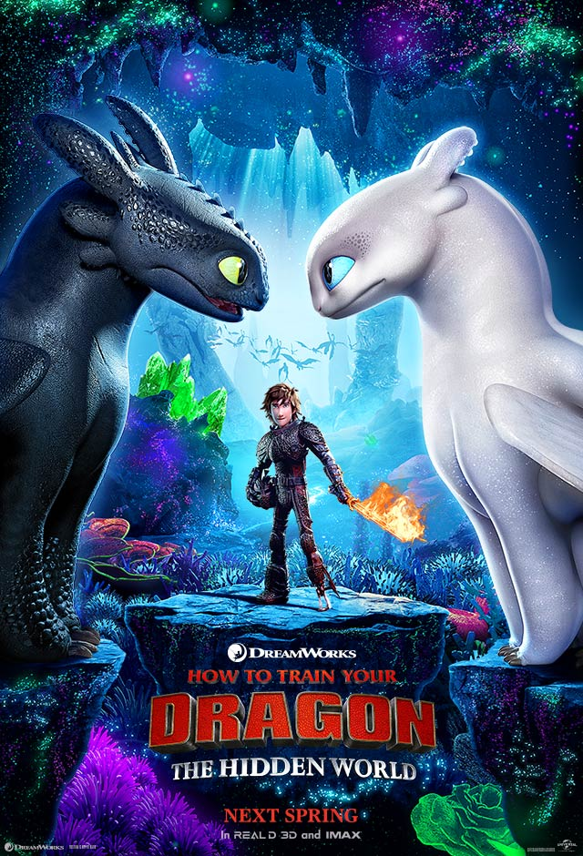 Filme: How To Train Your Dragon: The Hidden World