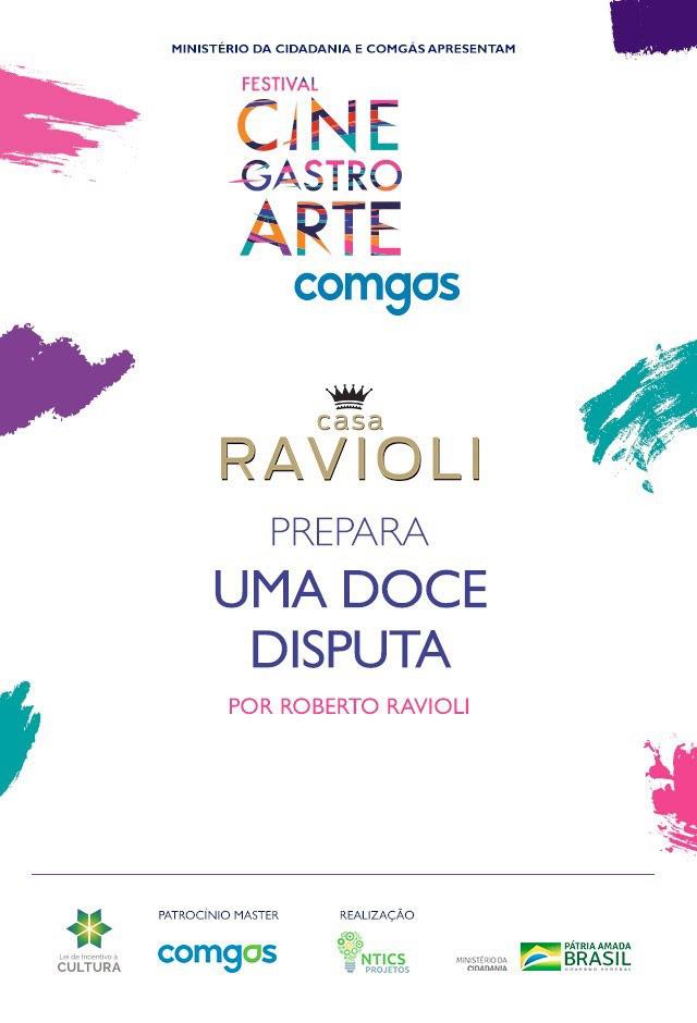 Filme: Casa Ravioli Prepara uma Doce Disputa