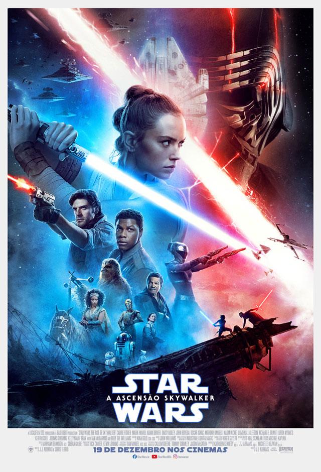 Filme: Star Wars: A Ascensão Skywalker