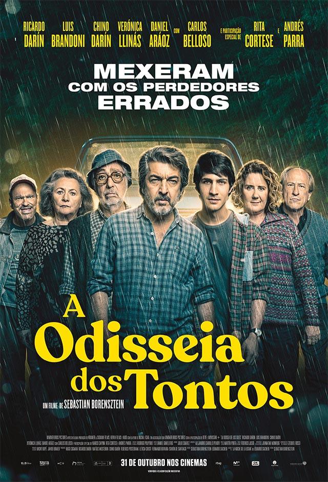 Filme: A Odisseia dos Tontos