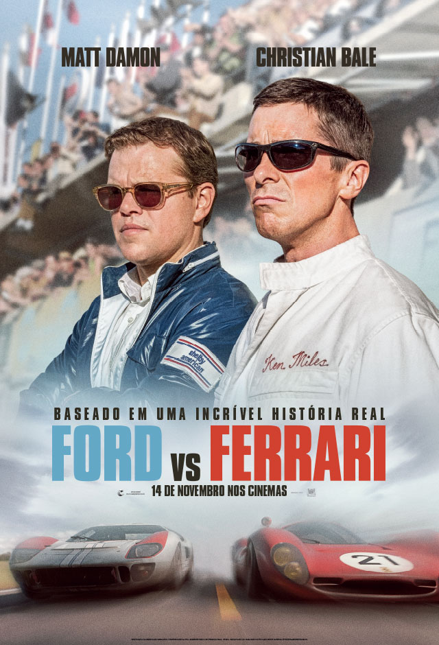 Filme: Ford Vs Ferrari
