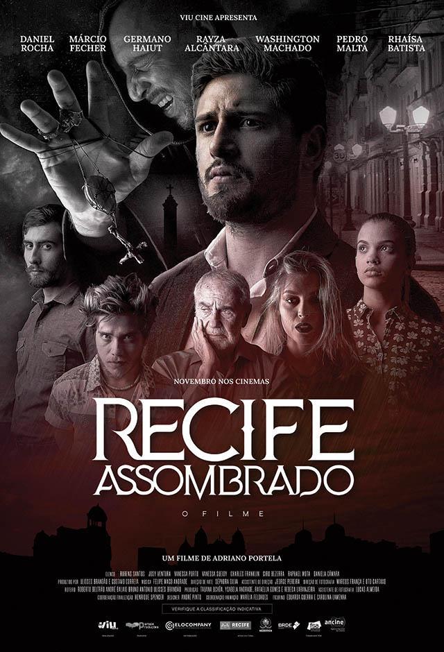 Filme: Recife Assombrado - O filme
