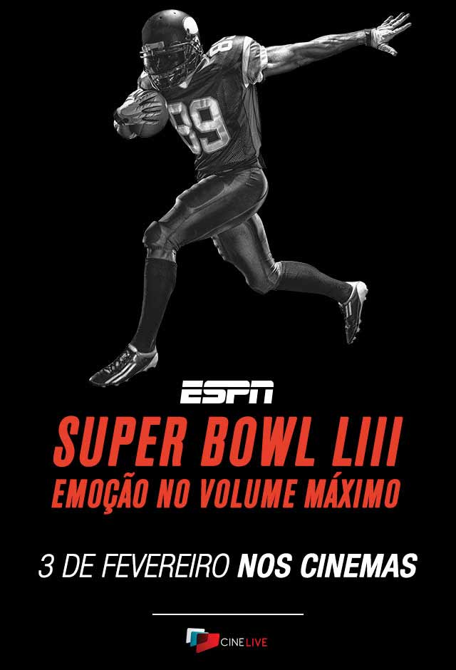 Filme: Super Bowl LIII