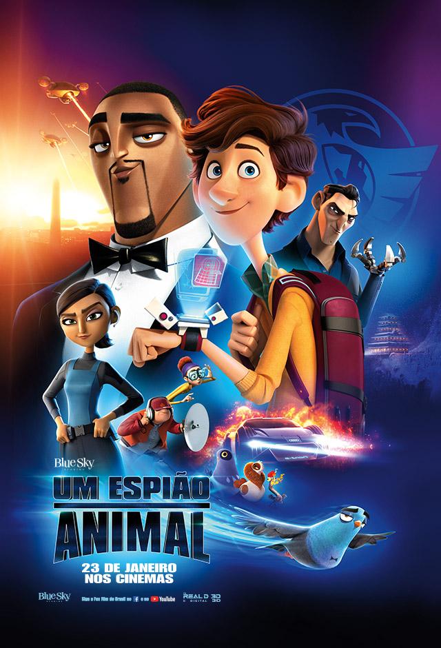 Filme: Um Espião Animal