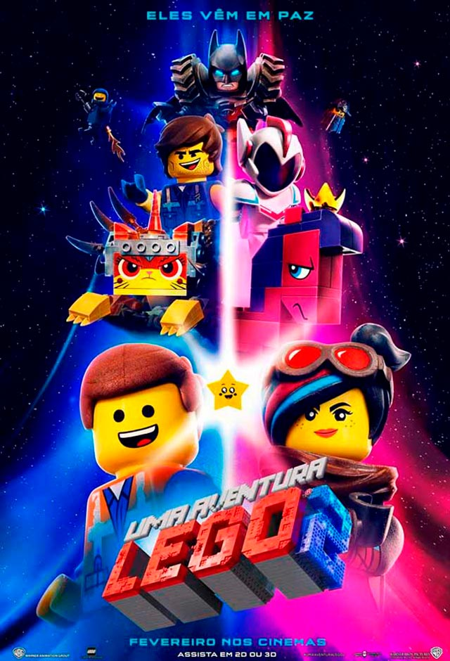 Filme: Uma Aventura LEGO 2