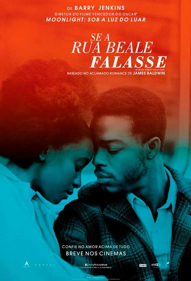 Filme: Se a Rua Beale Falasse
