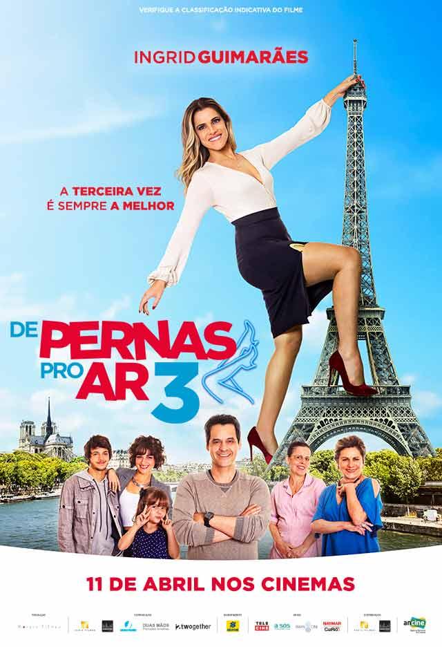 Filme: De Pernas Pro Ar 3