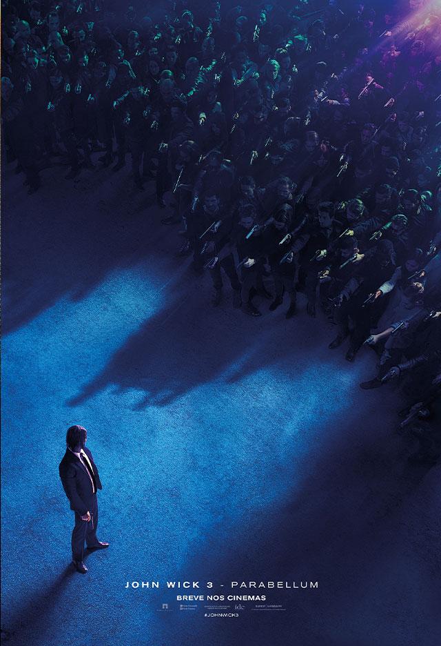 Filme: John Wick 3 - Parabellum
