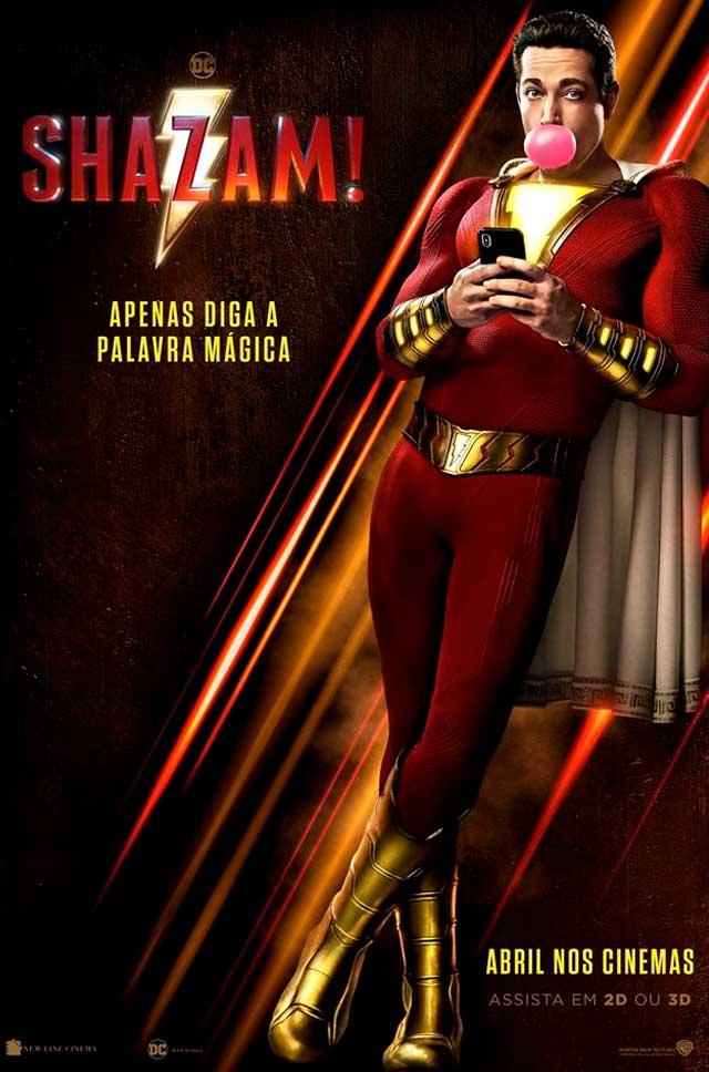Filme: Shazam!